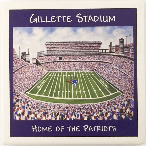 Coaster - Gillette Stadium
