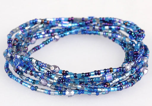 Convertible Necklace - Sea Blues - NN401
