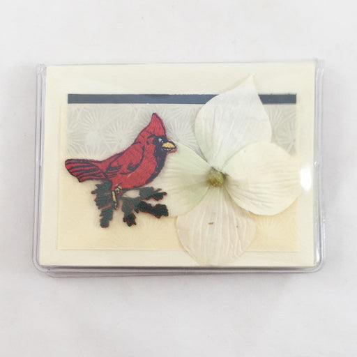 Credit Card Case - Cardinal - 377
