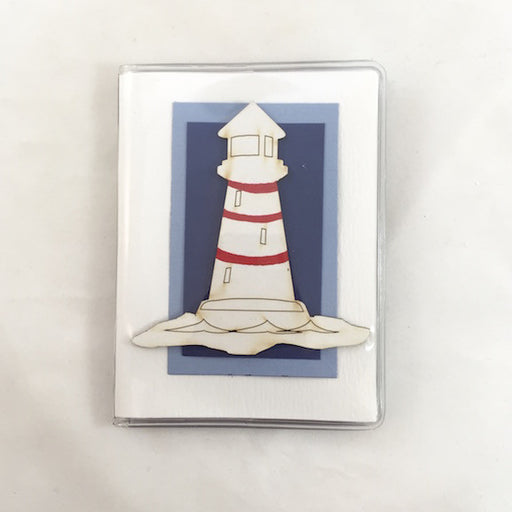 Credit Card Case - Lighthouse - 280
