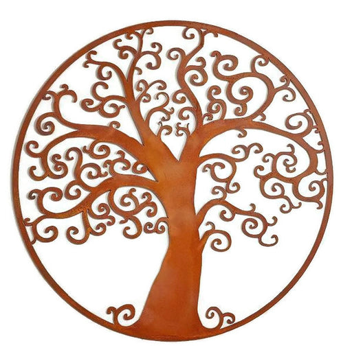 Curly Tree of Life - Circle
