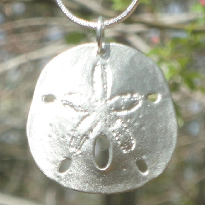 Necklace - Sand Dollar Necklace