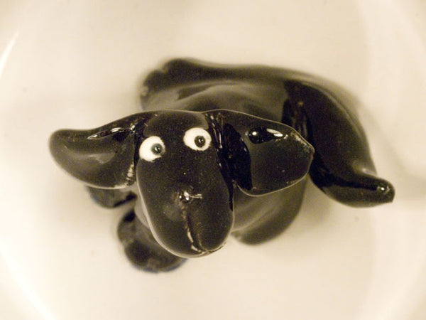 Cheer-Up Cup - Black Lab Dog