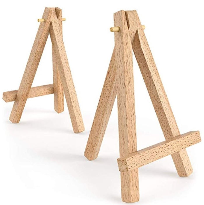 Miniature Easels - Wood - HCH