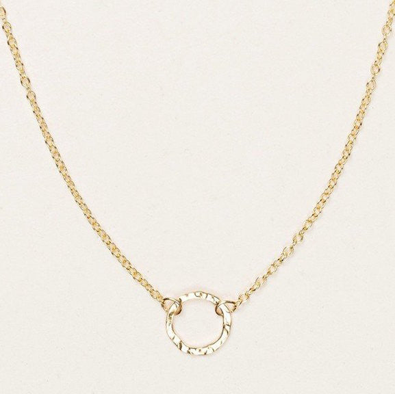 Necklace - Eternity - Gold - 12160