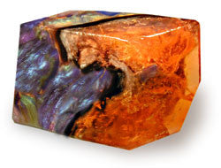 Soap Rock - Fire Opal