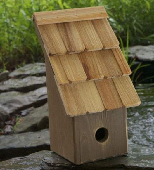 Bird House - Fruit Coop - Fig