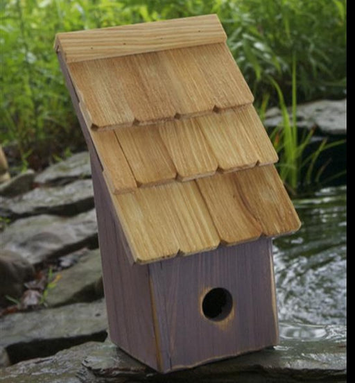 Bird House - Fruit Coop - Grape