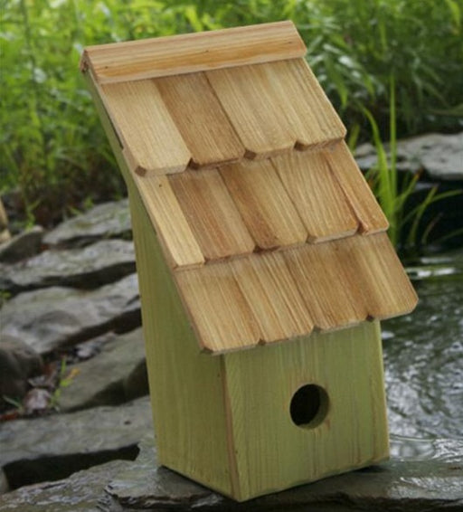 Bird House - Fruit Coop - Green