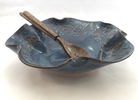 In Between Bowl - Medley Sable Edging