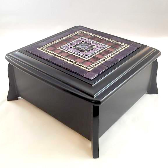 Jewelry Box - Heather