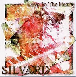CD - Silvard - Keys to the Heart