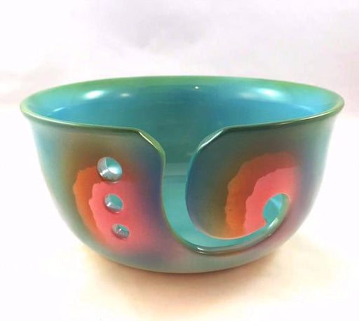 Knitting Bowl - Large - Spring Time