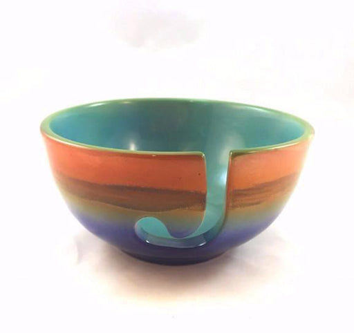 Knitting Bowl - Small - Sunset