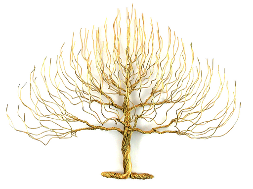 LG Regular Wire Tree - Gold