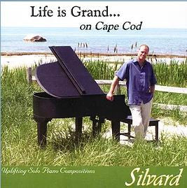CD - Silvard - Life is Grand... on Cape Cod