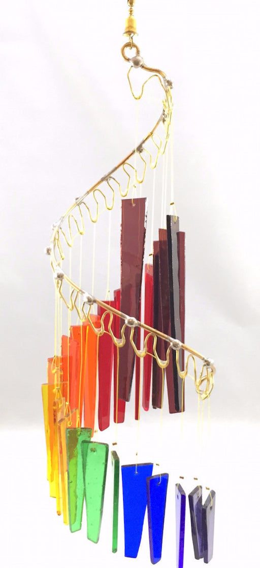 Light Opera Wind Chime - Large - Rainbow