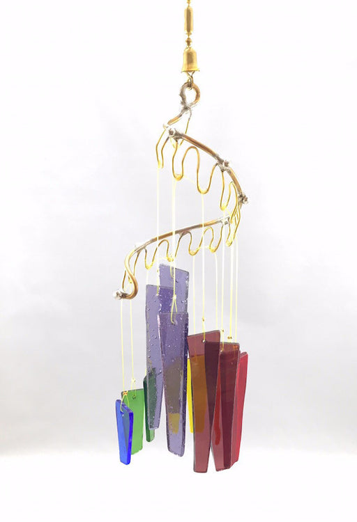 Light Opera Wind Chime - Small - Rainbow