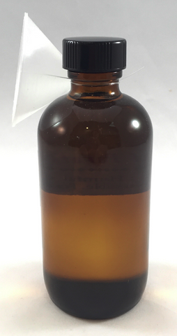 Liquid Paraffin - 4 oz. Bottle - Lemon Verbena