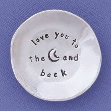 Charm Bowl - Love you to the Moon and Back