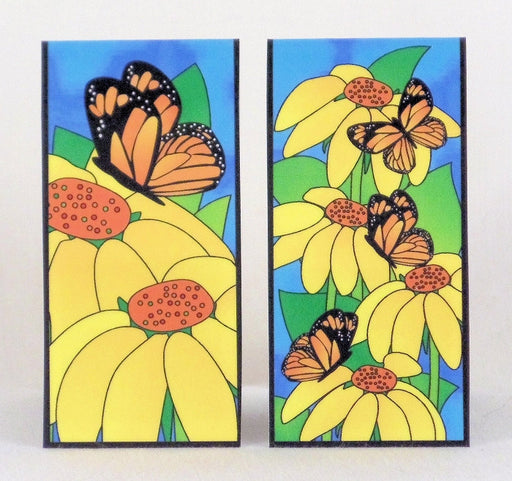 Magnetic Bookmark - Butterflies - MBK33