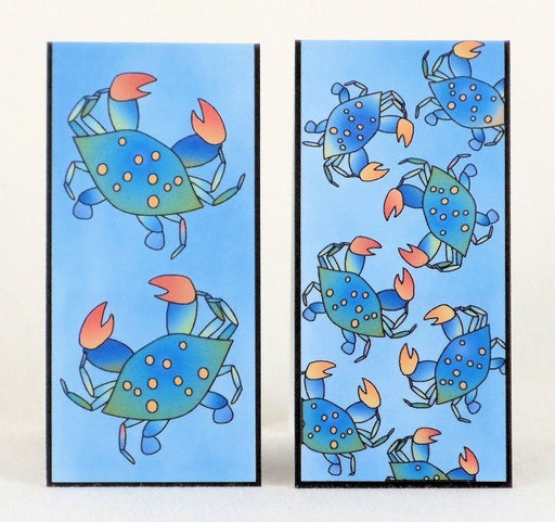 Magnetic Bookmark - Crabs - MBK40
