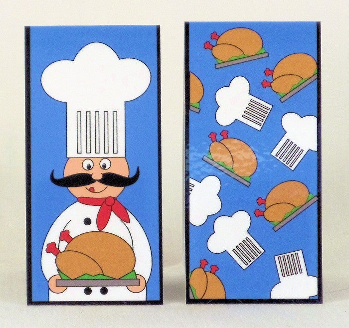 Magnetic Bookmark - He Chef - MBK93