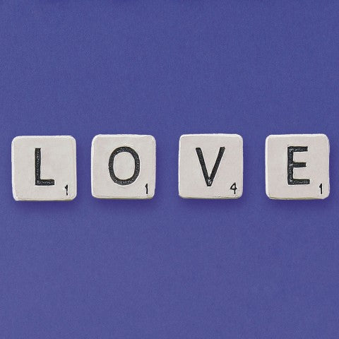 Magnet Set - LOVE Scrabble