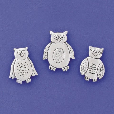 Magnet Set - Owls