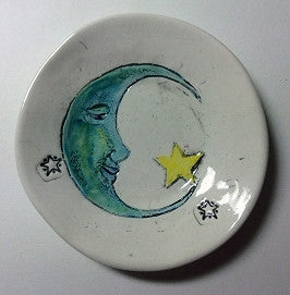 Little Pottery Bowl - Mr Moon