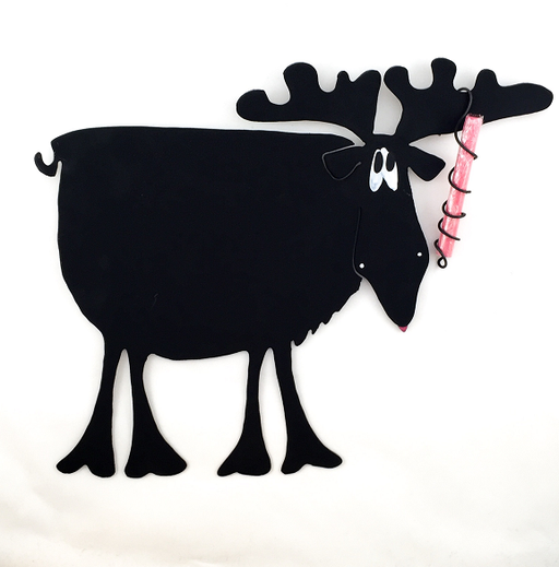 Magnetic Chalkboard - Moose