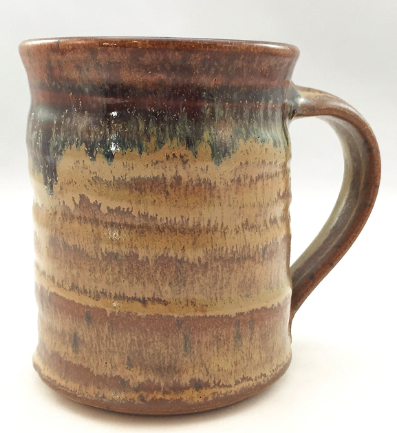 Mug - 14 oz - Antique Brown