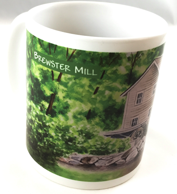 Mug - Brewster Mill