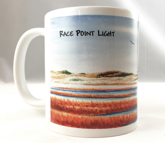 Mug - Race Point Light