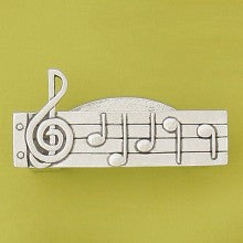 Business Card Holder - Music