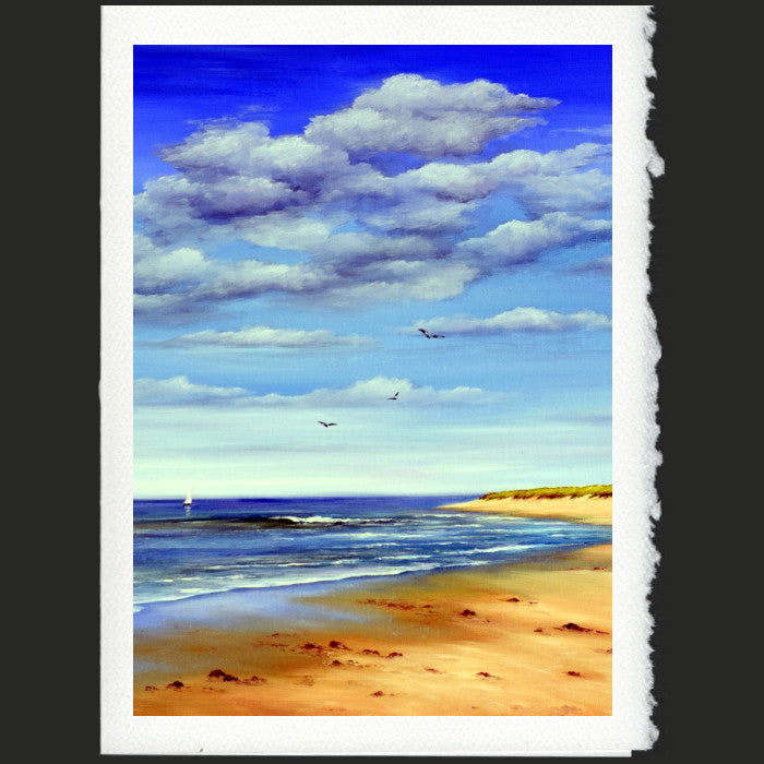 Notecard - Nauset Beach South