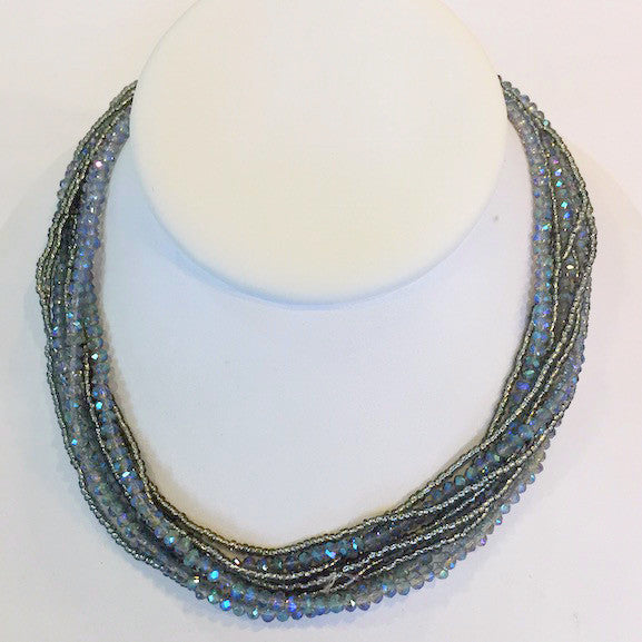 Necklace - Athena - Midnight