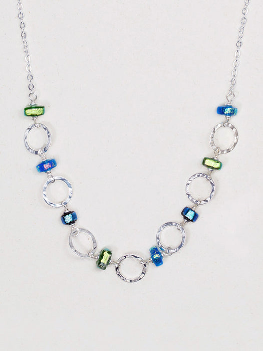Necklace - Celebration - Silver - 10714