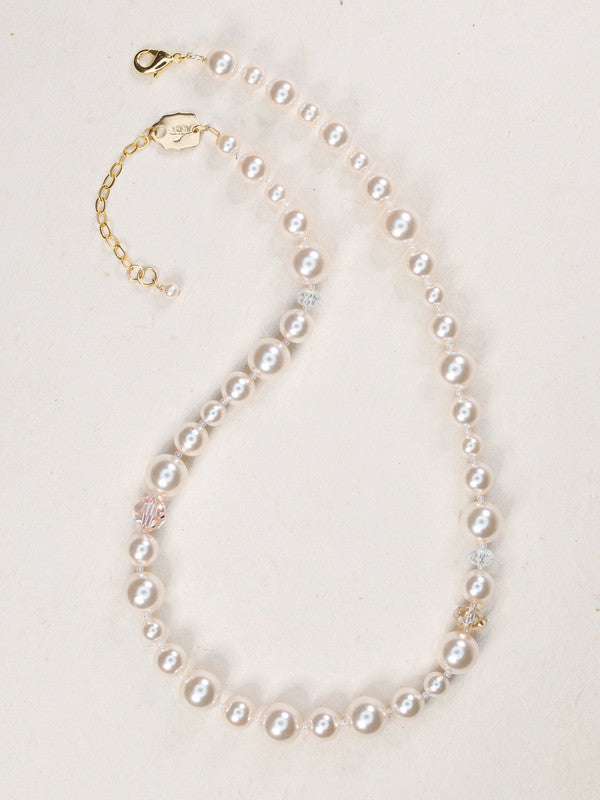 Necklace - Classic Pearl - 63310