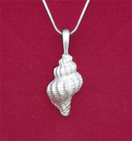 Necklace - Waved Whelk