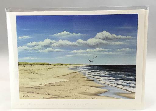 Notecard - Nauset Beach #1