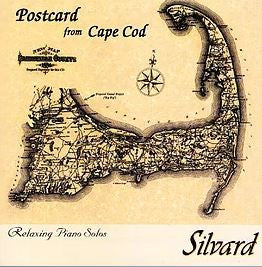 CD - Silvard - Postcard from Cape Cod