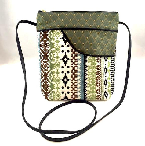 Purse - Bella - Alpine/Green