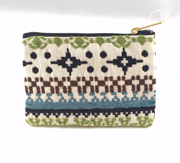 Purse - Coin Purse - Alpine/Green