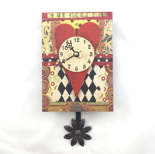 Pendulum Clock - Small - Sweet Petite - S34
