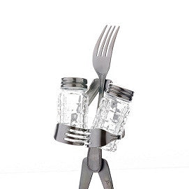 Salt & Pepper Stand - Fork