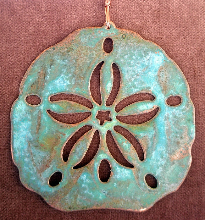 Ornament - Sand Dollar - 47