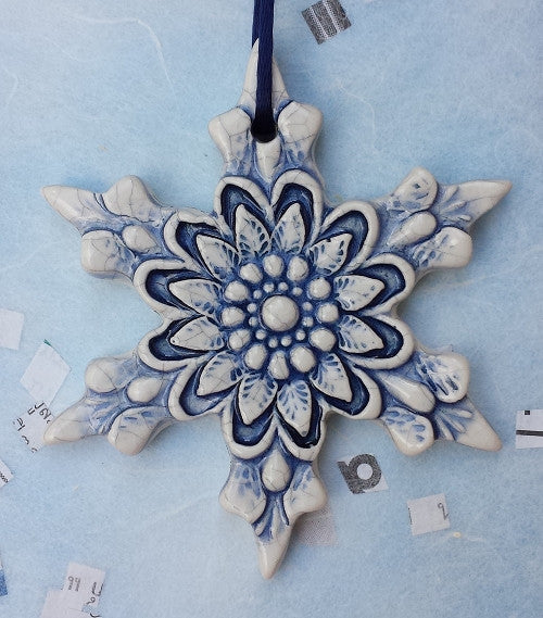 Ornament - Snowflake I