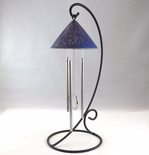 Solar Chime - Table Top Sun Sprite - Blue/Purple