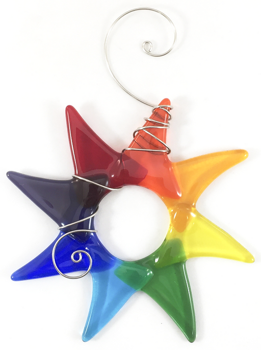 Sun Catcher - Rainbow Burst - Small